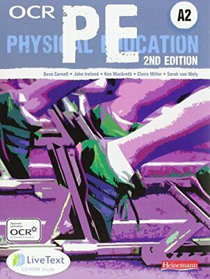 £3.99 • Buy OCR A2 PE Student Book (OCR A Level PE) By Et Al Mixed Media Product Book The
