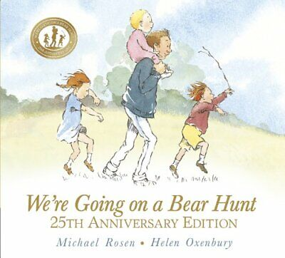 £3.29 • Buy We're Going On A Bear Hunt By Rosen, Michael Book The Cheap Fast Free Post