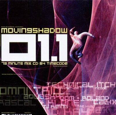 Various Artists - Moving Shadow 01.1 (Mix CD By Tim... - Various Artists CD 4KVG • 3.49£