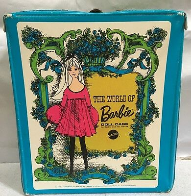 $ CDN12.09 • Buy Vintage Barbie Doll Case