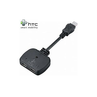 £3.62 • Buy Htc Oem Mini Usb Audio Charging Cable Battery Charger Port Y Adapter Converter