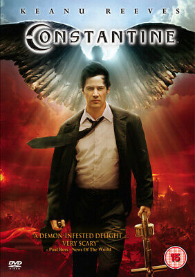 £1.77 • Buy Constantine DVD (2005) Keanu Reeves, Lawrence (DIR) Cert 15 Fast And FREE P & P