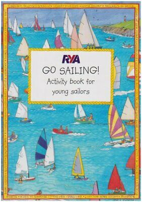 £8.99 • Buy RYA Go Sailing Activity Book By Royal Yachting Association Paperback Book The
