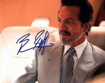 $ CDN95.14 • Buy Benjamin Bratt Signed The Infiltrator 8x10 Photo! Autograph! Sexy Hunk!
