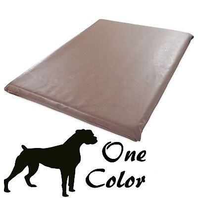 £31.23 • Buy Bouncy Castle Fabric - BROWN WATERPROOF DOG MATS. Care Kennel Washable Safe Pad