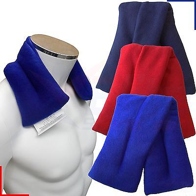 Hot Or Cold Fleece Wheat Heat Pack Bag Muscle Joint Pain Relief • 5.19£