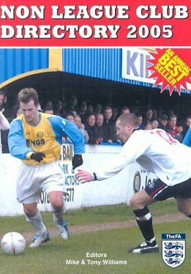 £3.49 • Buy The Non-league Club Directory 2005 Paperback Book The Cheap Fast Free Post