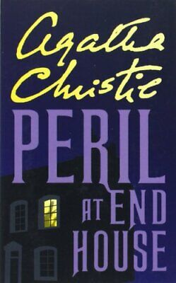Peril At End House (Poirot) By Christie, Agatha Paperback Book The Cheap Fast • 6.79£