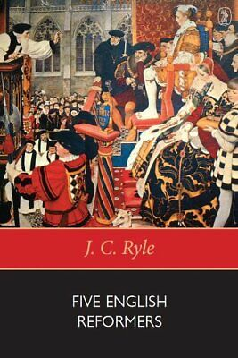 £6.99 • Buy Five English Reformers By Ryle, J. C. Paperback Book The Cheap Fast Free Post