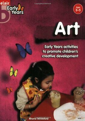 £3.59 • Buy Art (Belair - Early Years) By Whiteford, Rhona Paperback Book The Cheap Fast