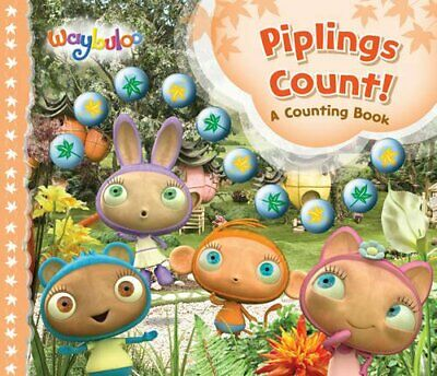 £2.29 • Buy Waybuloo: Piplings Count By Unknown Hardback Book The Cheap Fast Free Post
