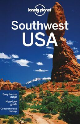 £3.29 • Buy Lonely Planet Southwest USA (Travel Guide) By McCarthy, Carolyn Book The Cheap