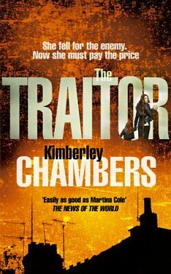 £5.49 • Buy The Traitor By Chambers, Kimberley Paperback Book The Cheap Fast Free Post