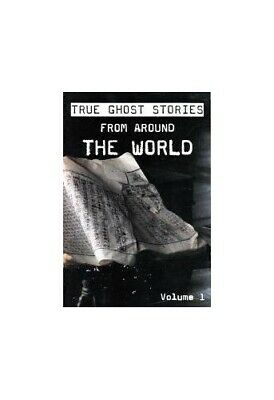 TRUE GHOST STORIES FROM AROUND THE WORLD - VOLUME 1 By N A Book The Cheap Fast • 4.49£