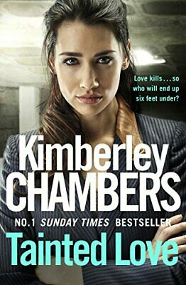 Tainted Love: A Gripping Thriller With A Shocking Twis... By Chambers, Kimberley • 7.49£