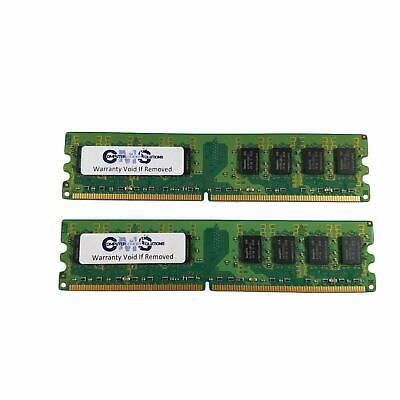 $12 • Buy 2GB (2x1GB) RAM Memory Compatible With Dell XPS 720, XPS 720 H2C Desktop A106