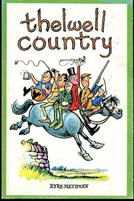 £9.99 • Buy Thelwell Country By Thelwell Book The Cheap Fast Free Post
