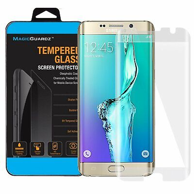 $ CDN3.74 • Buy Full Cover Tempered Glass  Curved Screen Protector For Samsung Galaxy S7 Edge