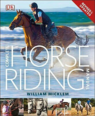 £14.99 • Buy Complete Horse Riding Manual By Micklem, William Book The Cheap Fast Free Post