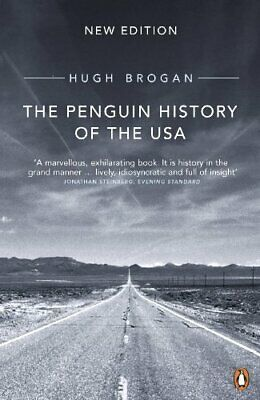 £3.59 • Buy The Penguin History Of The United States Of America By Brogan, Hugh Paperback
