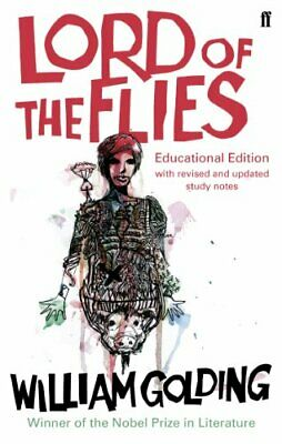 Lord Of The Flies: New Educational Edition By Golding, William Book The Cheap • 5.49£