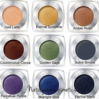L'Oreal LOreal Color Colour Infaillible Infallible Eyeshadow Pigment + FREE PP • 2.69£