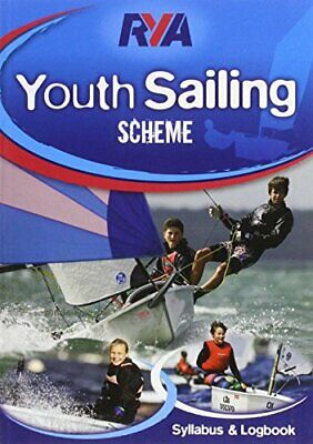 £3.59 • Buy RYA Youth Sailing Scheme Syllabus And Logbook (2nd Ed) Book The Cheap Fast Free