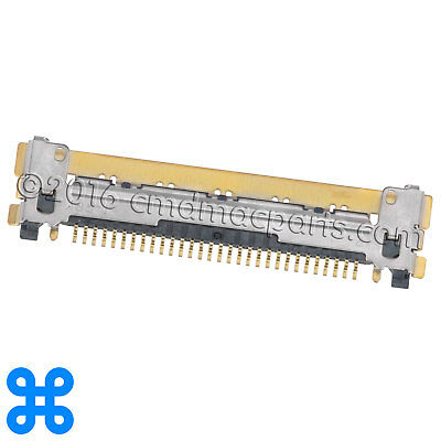 LCD LVDS CABLE CONNECTOR - Apple MacBook Pro 13  A1278 2012/iMac 21.5  A1418 • 5.94$