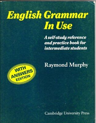£3.99 • Buy English Grammar In Use With Answers:A Reference ... By Murphy, Raymond Paperback