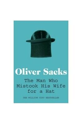 £11.99 • Buy Man Who Mistook His Wife For A Hat By Sacks, Oliver Book The Cheap Fast Free