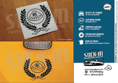 $ CDN13.63 • Buy Lotus Elise S2 Autocollants Stickers Decals Heritage Laurel Wreath Quarter Panel
