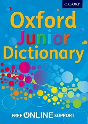 Oxford Junior Dictionary By Oxford Dictionaries Book The Cheap Fast Free Post • 4.80£