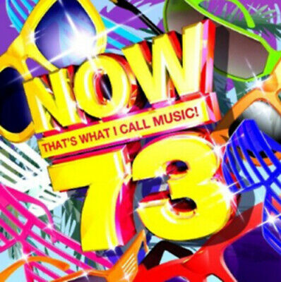 Various Artists : Now That's What I Call Music! 73 CD 2 Discs (2009) Great Value • 1.99£