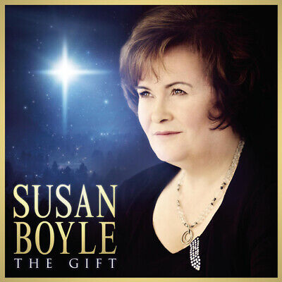 Susan Boyle : The Gift CD (2010) Value Guaranteed From EBay's Biggest Seller! • 1.87£