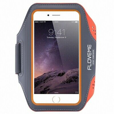 Sport Armband Gym Running Jogging Case Arm Holder Cover For IPhone 12 11 Pro Max • 16.99£
