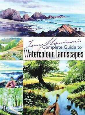 £4.49 • Buy Terry Harrison's Complete Guide To Watercolour La... By Terry Harrison Paperback