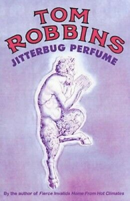 Jitterbug Perfume By Robbins, Tom Paperback Book The Cheap Fast Free Post • 5.99£