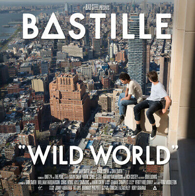 Bastille : Wild World CD Deluxe  Album (2016) Expertly Refurbished Product • 2.31£