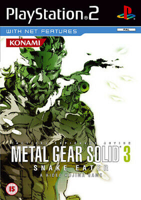 £3.98 • Buy Metal Gear Solid 3: Snake Eater (PS2) Strategy: Stealth FREE Shipping, Save £s