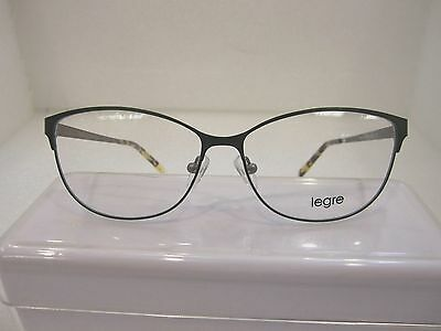 76f6094a4c New Legre Le5108 Color H 4 Green Metal Eyeglasses Frame Size 54-14-135