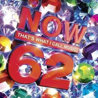 £1.95 • Buy Various Artists : Now That's What I Call Music! 62 CD 2 Discs (2005) Great Value