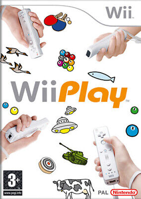 £3.29 • Buy Wii Play (Wii) PEGI 3+ Various: Party Game Highly Rated EBay Seller Great Prices