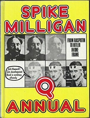 Q Annual By Milligan, Spike Hardback Book The Cheap Fast Free Post • 7.99£