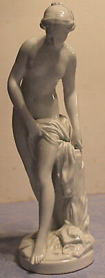 $ CDN1252.29 • Buy Antique White Porcelain Statue 14 1/2  WPM Württemberg Germany Classic Sculpture