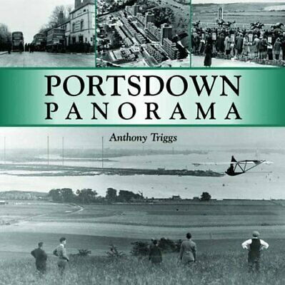 £8.49 • Buy Portsdown Panorama By Triggs, Anthony Paperback Book The Cheap Fast Free Post