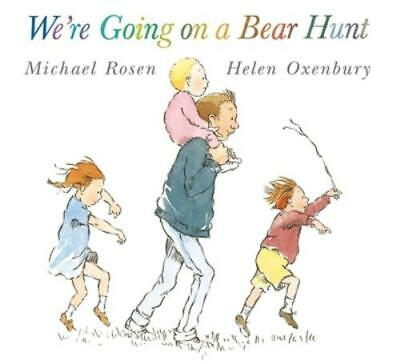 £3.16 • Buy We're Going On A Bear Hunt. By Michael Rosen (Paperback) FREE Shipping, Save £s