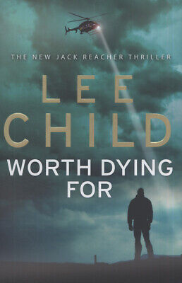 Worth Dying For By Lee Child (Hardback) Highly Rated EBay Seller Great Prices • 3.32£