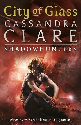 £3.13 • Buy The Mortal Instruments: City Of Glass By Cassandra Clare (Paperback) Great Value