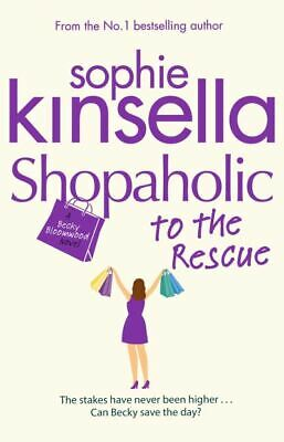 Shopaholic To The Rescue By Sophie Kinsella (Paperback) FREE Shipping, Save £s • 3.47£