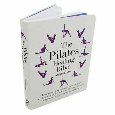 £4.49 • Buy The Pilates Healing Bible Book The Cheap Fast Free Post